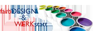 Logo FarbDESIGN & WERKstatt