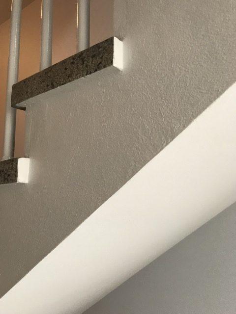 Treppenhaus nachher