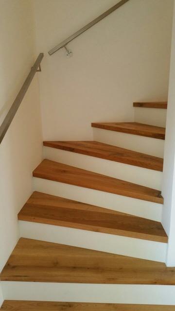 Treppenhausgestaltung | FarbDESIGN & WERKstatt