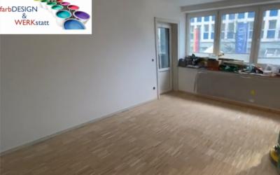 Decke, Wand und Boden vom Profi