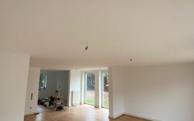 Decken und Wände in Q3